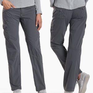 Kuhl SPLASH ROLL-UP PANT hiking gray 6